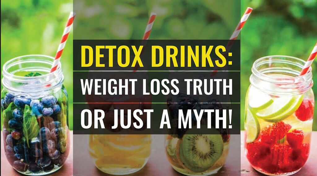 Myths About Detox Water