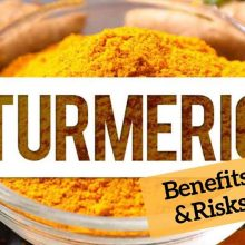 Risks Of Turmeric