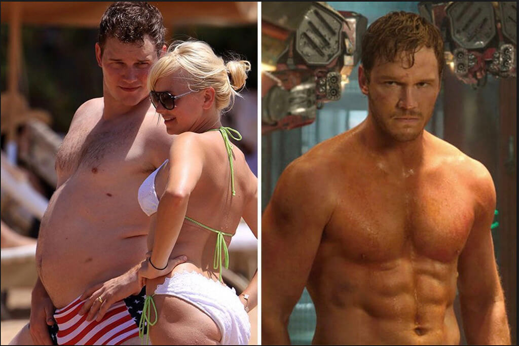 The Truth About Chris Pratt's Weight Loss