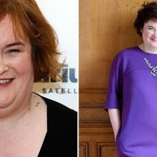 What Britain's got talent Susan Boyle weight loss