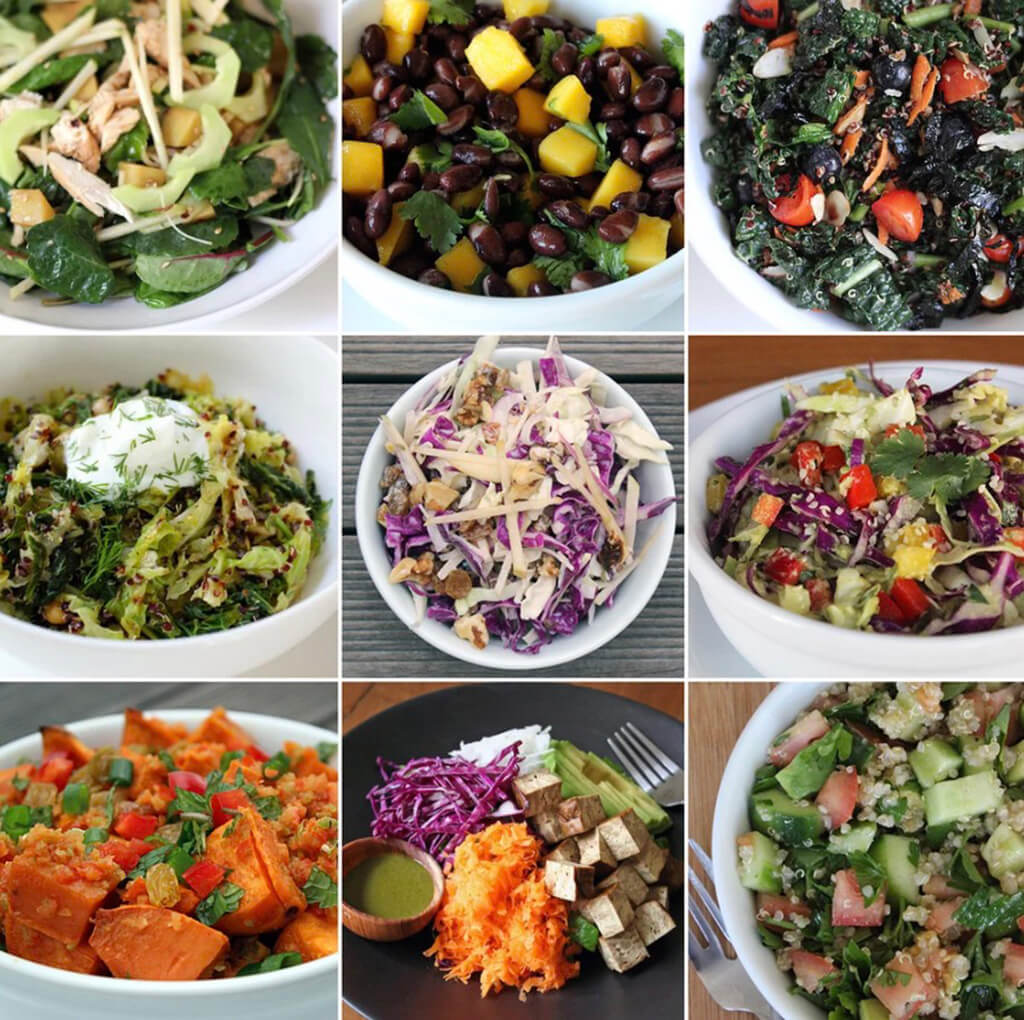 What Salad Recipes For Weight Loss