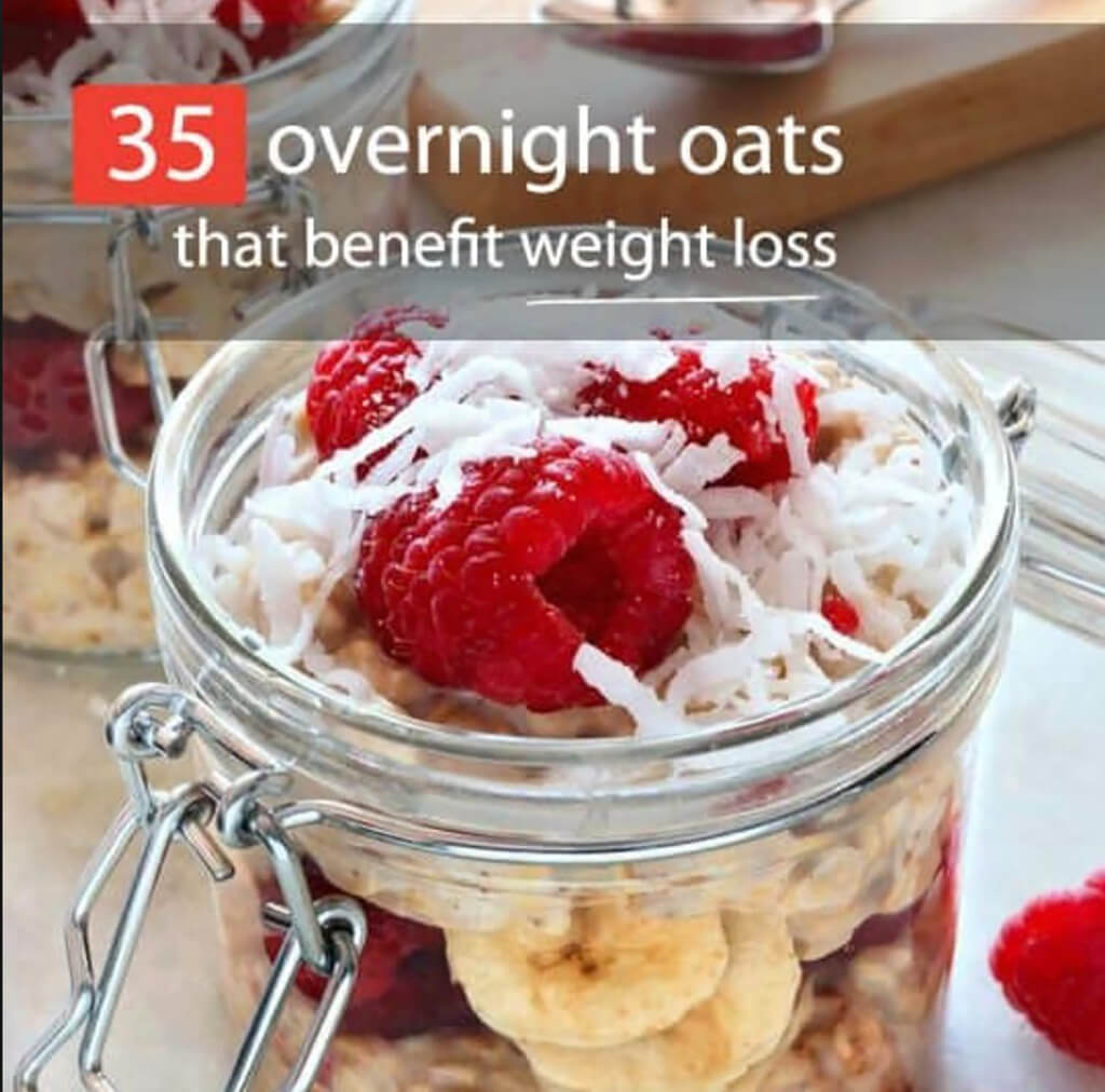 are overnight oats good for weight loss