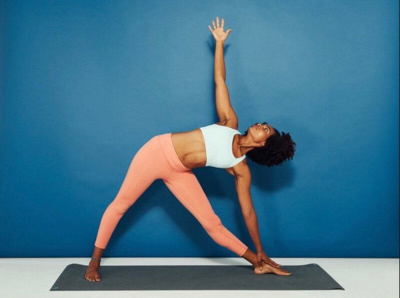 Your Time and Your Space with yoga class online