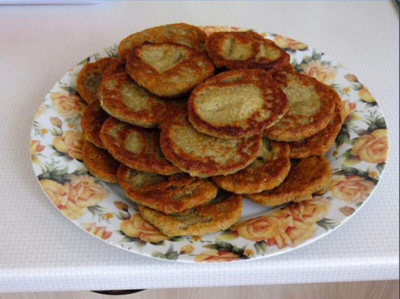 Lentil Cutlets