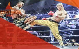 MMA fighter vs Shaolin Monk